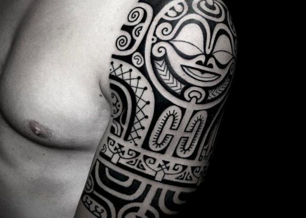 Tatuaggi Polinesiani Tribali